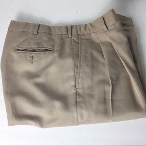 Chaps Ralph Lauren Tan Casual W30L29 Trousers
